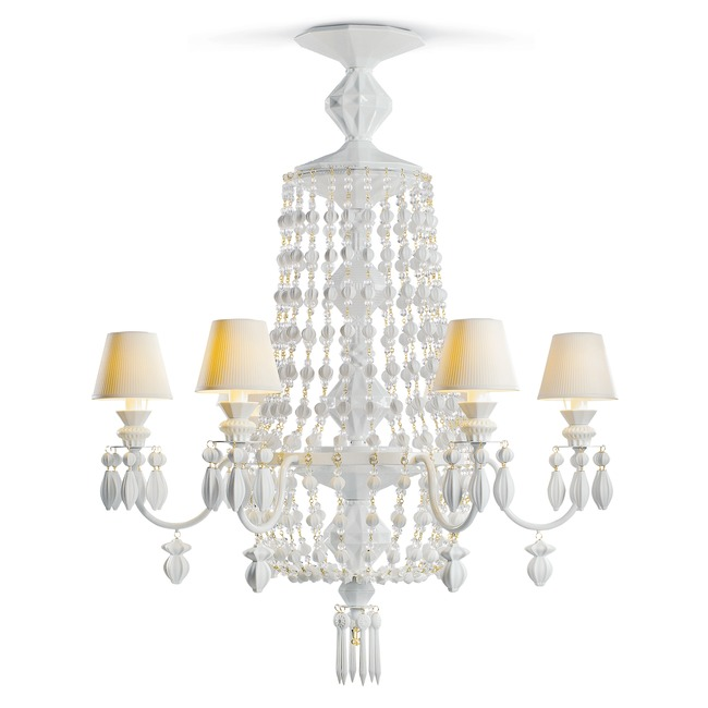 Winter Palace Chandelier  by Lladro