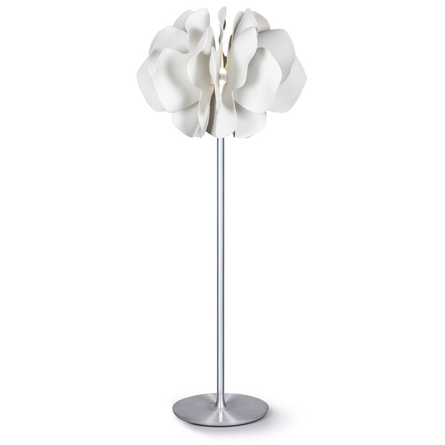Nightbloom Floor Lamp  by Lladro