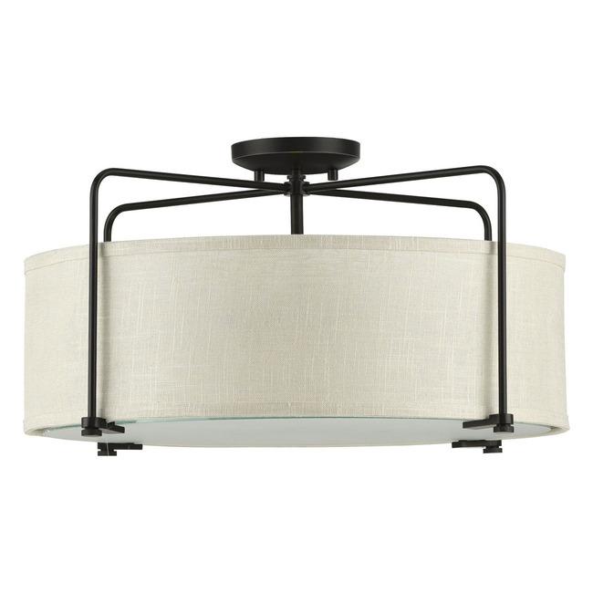 Kempsey Convertible Semi Flush Ceiling Light  by Progress Lighting