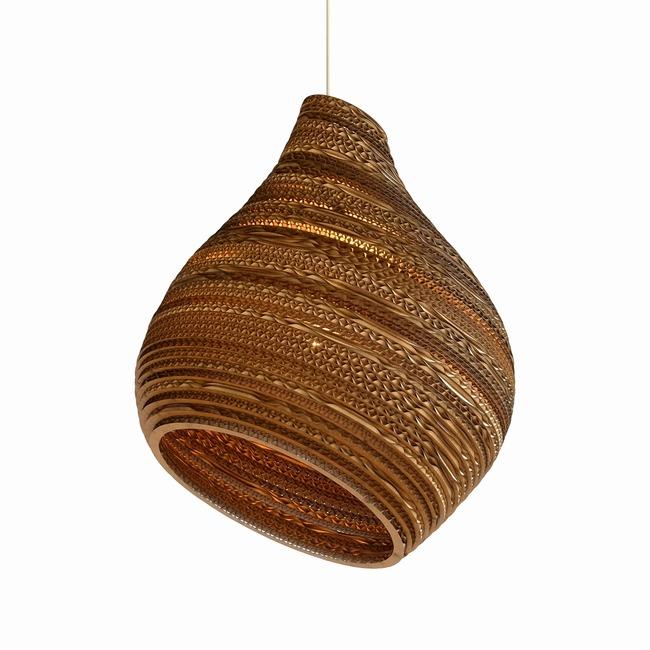 Hive Scraplight Pendant  by Graypants