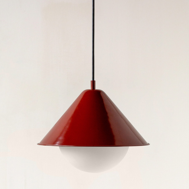 Tipi Orb Pendant  by In Common With