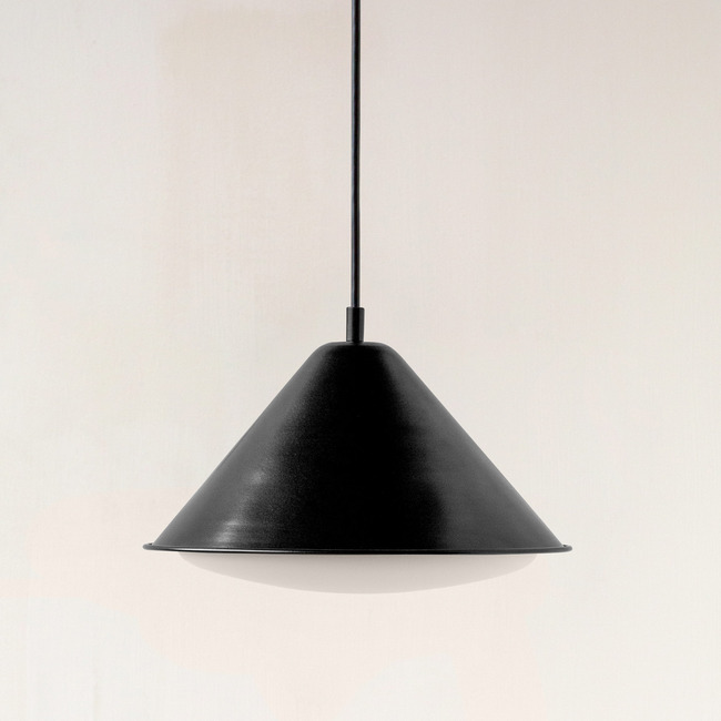 Tipi Triangle Pendant  by In Common With