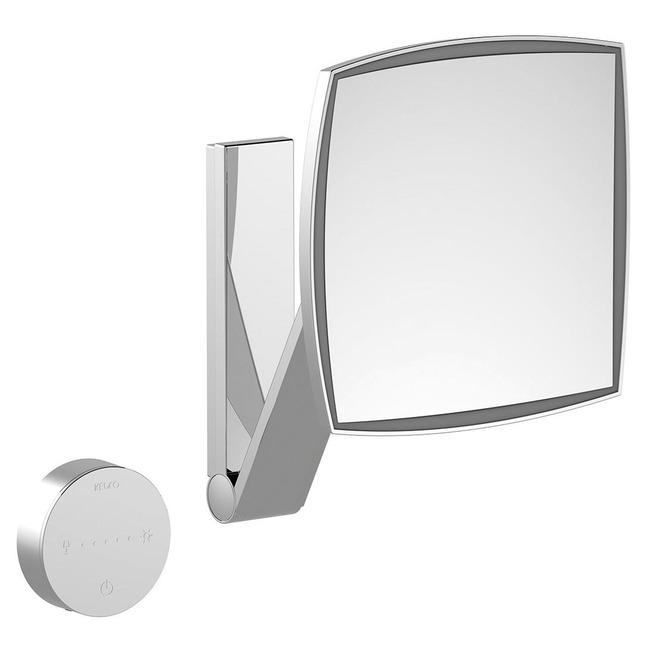 ilook Move 52 Square Cosmetic Mirror  by Keuco
