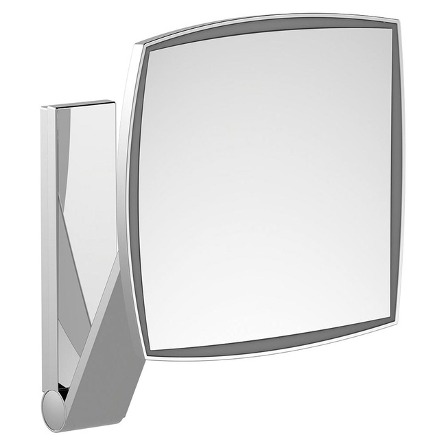 ilook Move 53 Square Cosmetic Mirror  by Keuco