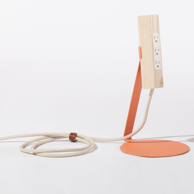 Niko Free Standing Power Outlet  by Most Modest
