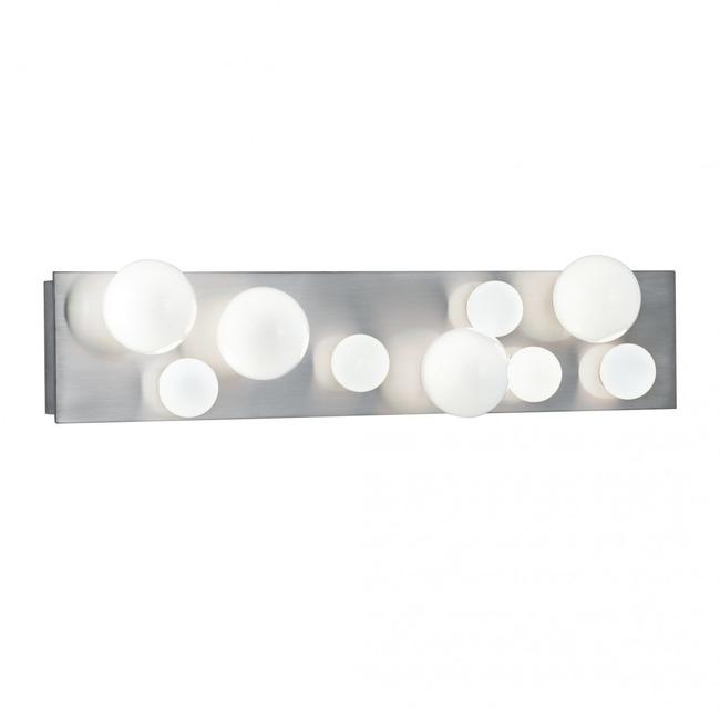 Hollywood Bathroom Vanity Light  by Norwell Lighting