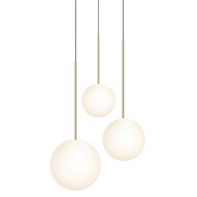 Bola Sphere Option 2 Chandelier  by Pablo