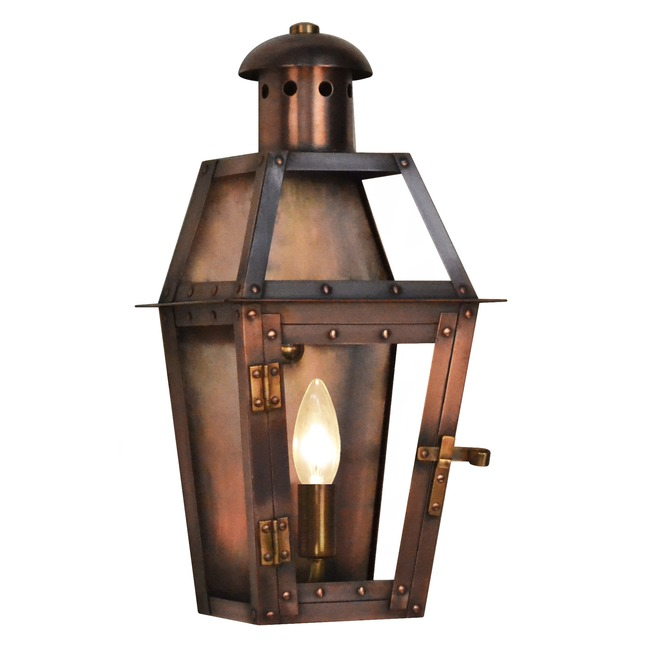 Arcadia Outdoor Wall Light  by The CopperSmith