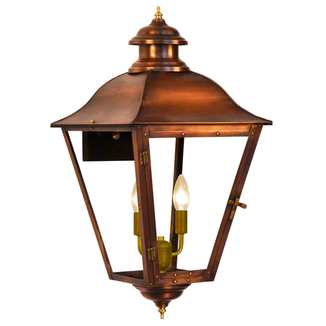 State Street Outdoor Wall Light  by The CopperSmith