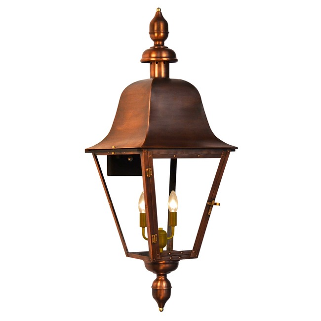 Belmont Outdoor Wall Light  by The CopperSmith