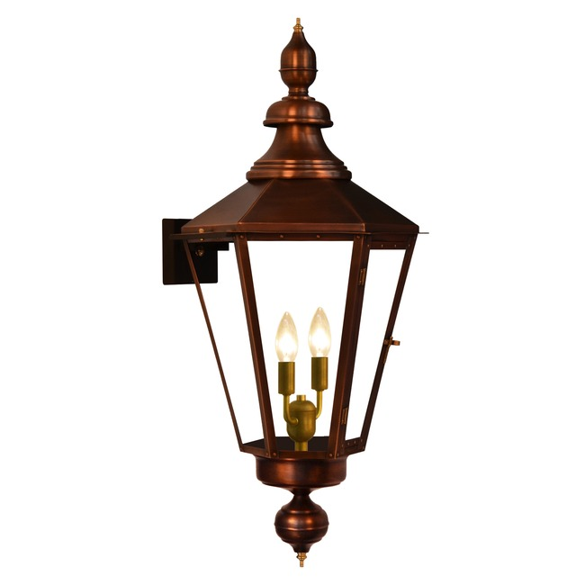 Eslava Outdoor Wall Light  by The CopperSmith