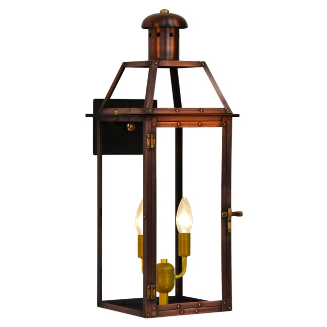 Oakley Outdoor Wall Light  by The CopperSmith