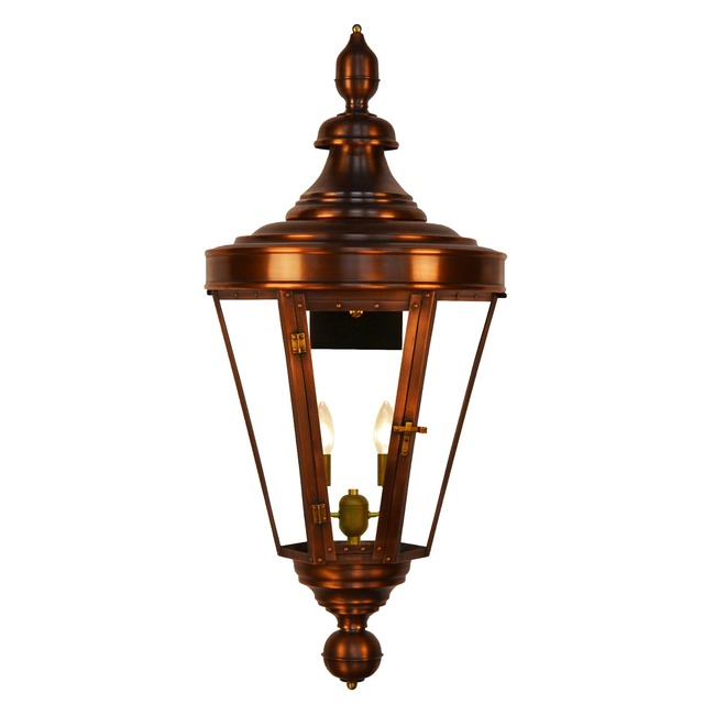 Royal Street Outdoor Wall Light  by The CopperSmith