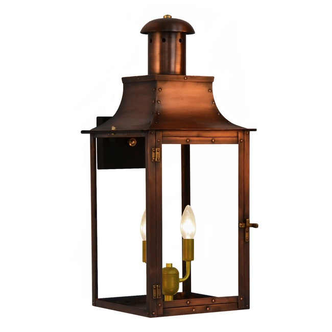 Somerset Outdoor Wall Light  by The CopperSmith
