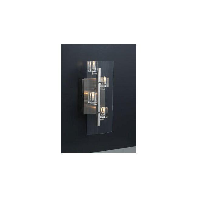 Ice Cube Wall Light by PLC Lighting | 1532-SN