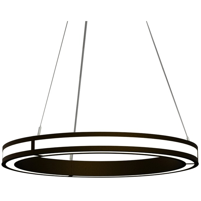 Strata Solid Ring Pendant  by Ultralights