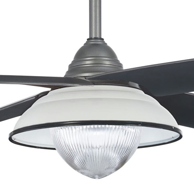 Optional Ceiling Fan Shade  by Minka Aire