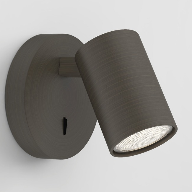 Ascoli Single Wall Spot Light with Switch  by Astro Lighting