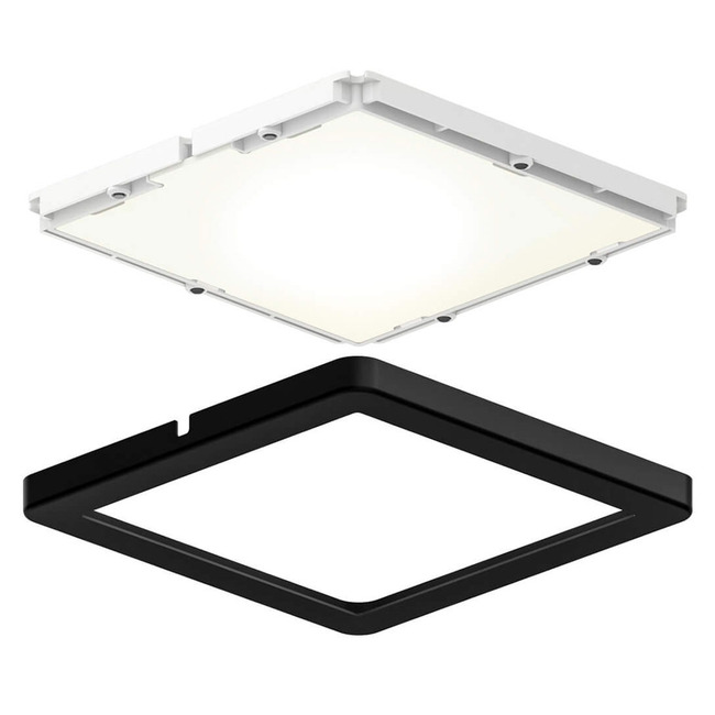 Ultra Slim Square Puck Light  by DALS Lighting