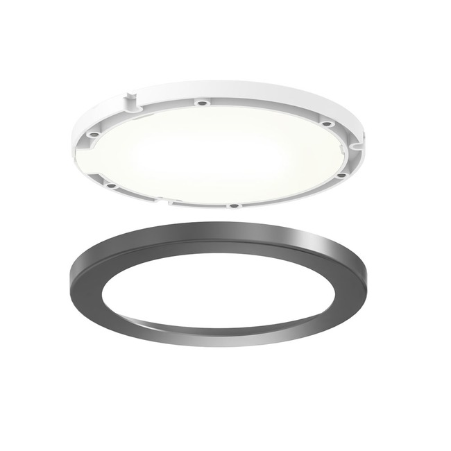 Ultra Slim Round Puck Light Kit/3  by DALS Lighting