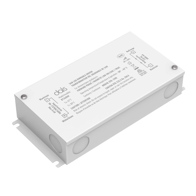 36W 12V DC Dimmable LED Hardwire Driver  by DALS Lighting