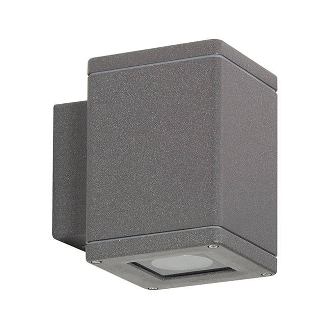 Microtorre Outdoor Up/Down Wall Sconce  by Ghidini Illuminazione
