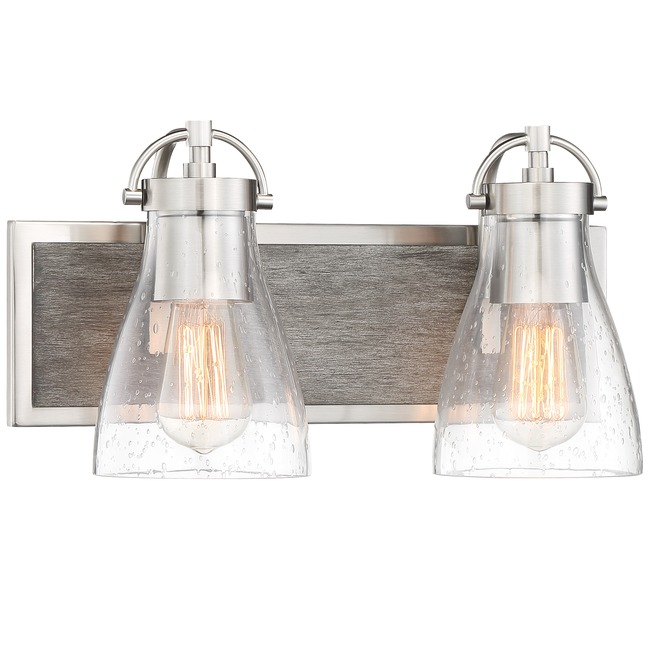 Garrison Bathroom Vanity Light  by Minka Lavery