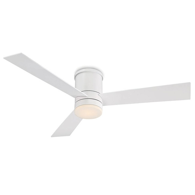 Axis Flush Mount DC Ceiling Fan with Light  by Modern Forms