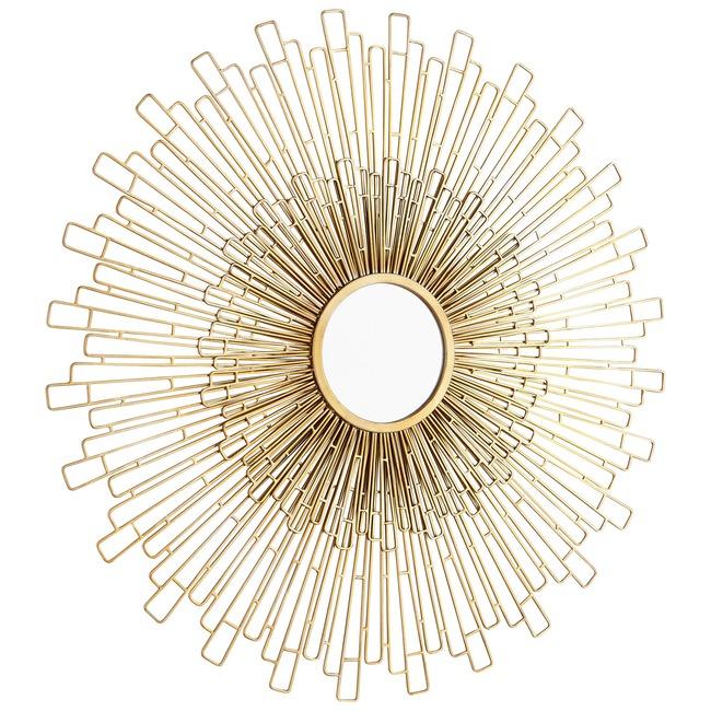 Buchanan Mirror  by Cyan Designs