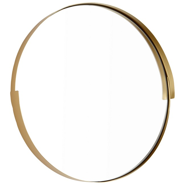 Gilded Band Mirror  by Cyan Designs