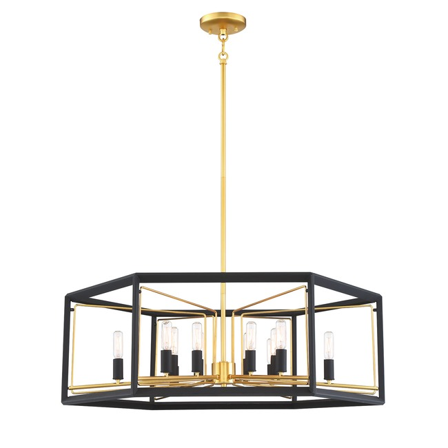 Sable Point Pendant  by Metropolitan Lighting