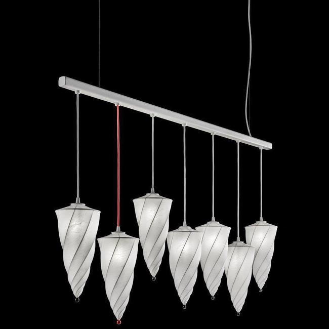 Cesendello Cocoon Rod Pendant  by Venetia Studium