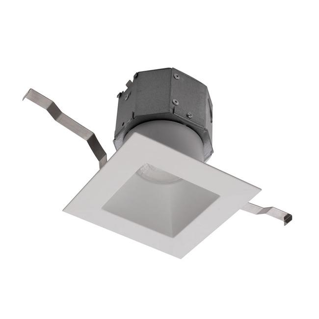 Pop-In 4IN SQ Downlight / Remodel Housing  by WAC Lighting