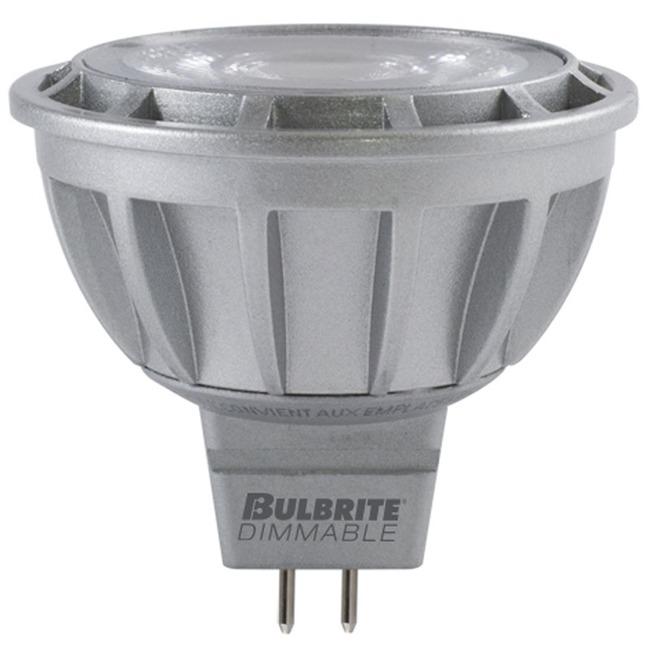 MR16 GU5.3 Base 8.5W 12V 35Deg 2700K 90CRI T24 4-PACK  by Bulbrite