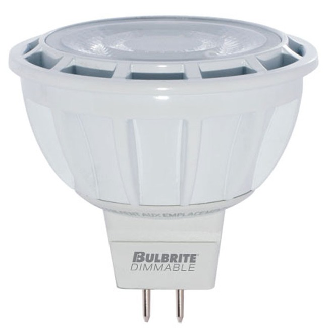 MR16 GU5.3 Base 8W 12V 15Deg 2700K 80CRI 2-PACK  by Bulbrite