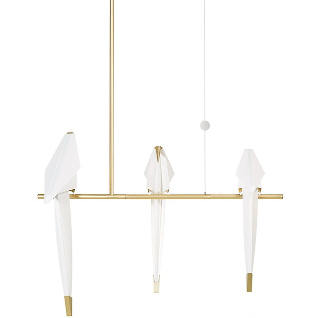 Small Perch Light Branch Pendant  by Moooi