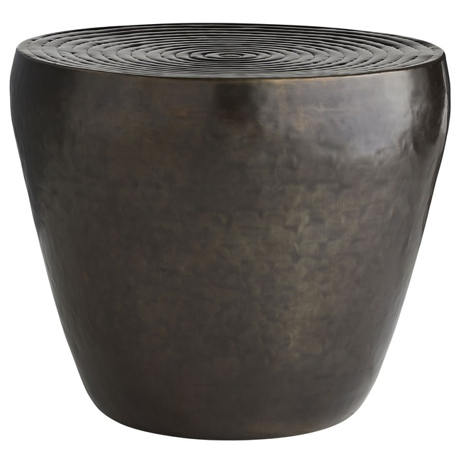 Clint Small Side Table  by Arteriors Home
