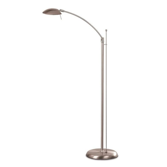 P-767 Otros Pies Reading Floor Lamp by Lightology Collection | LC-P-767-NM