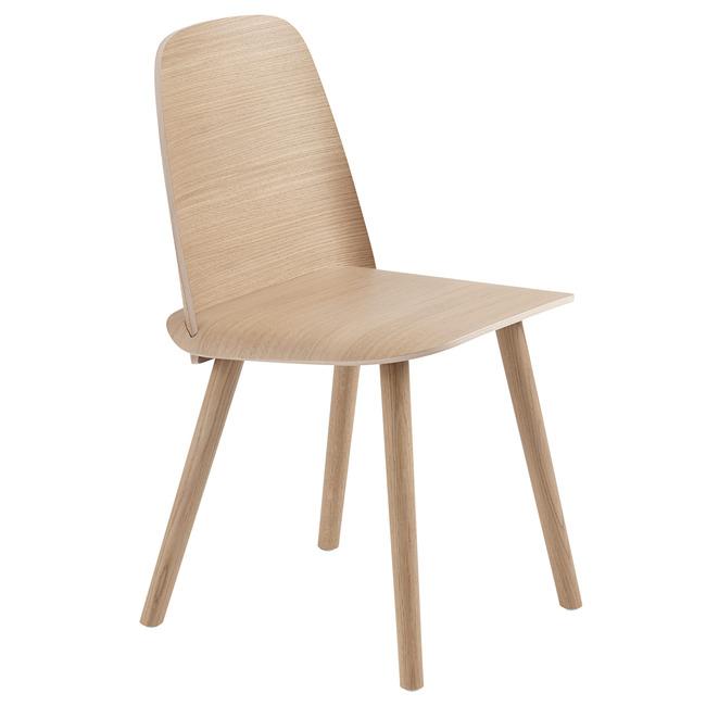 Nerd Chair 2 Pack  by Muuto