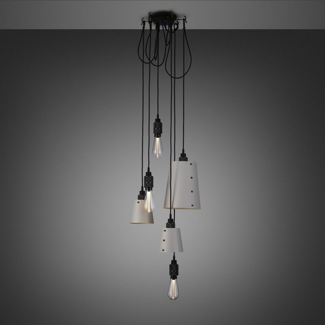 Hooked 6.0 Multi Light Pendant  by Buster + Punch