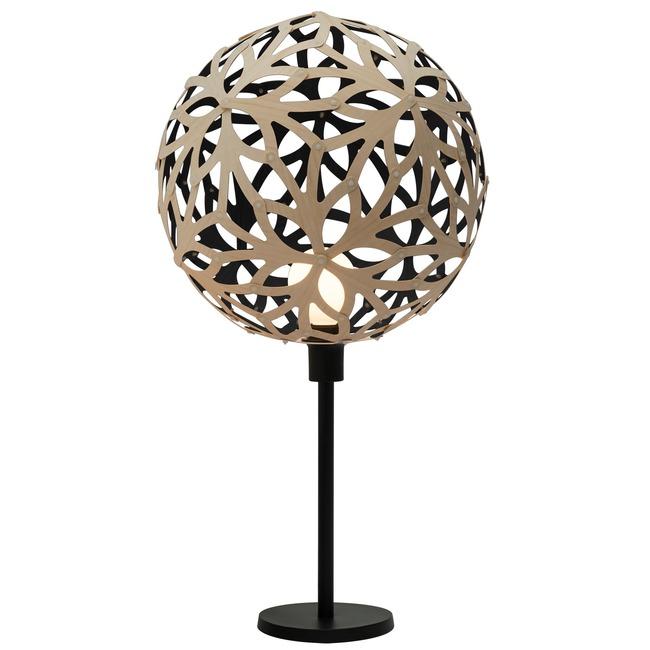 Floral Table Lamp  by David Trubridge