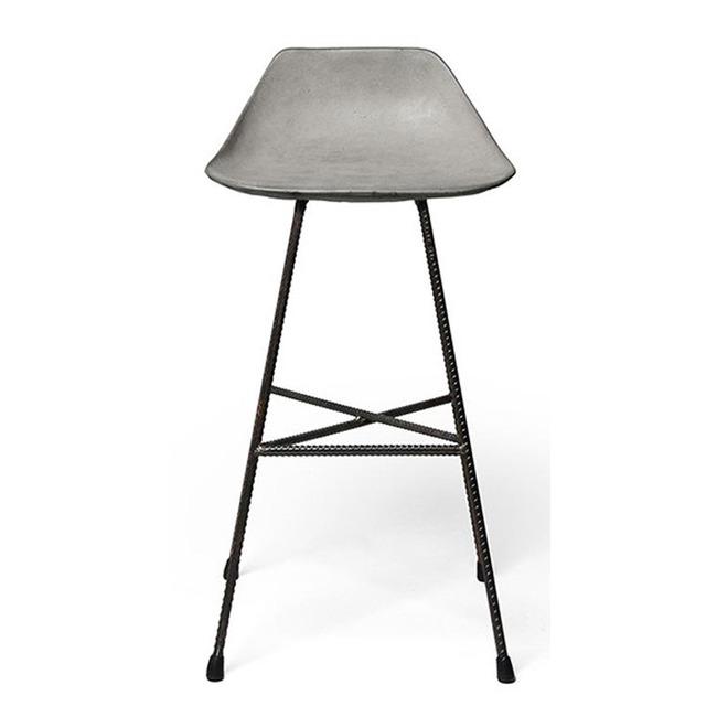 Hauteville Counter Chair  by Lyon Beton