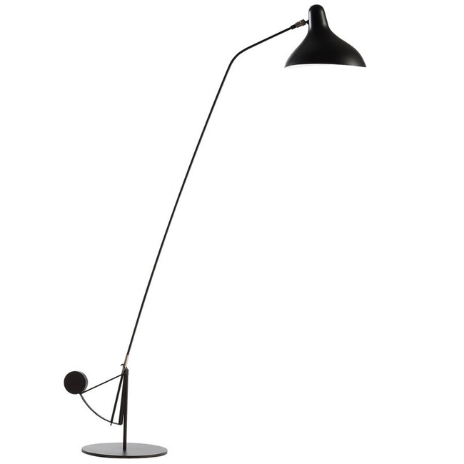 Mantis BS1 B Floor Lamp  by DCW Editions