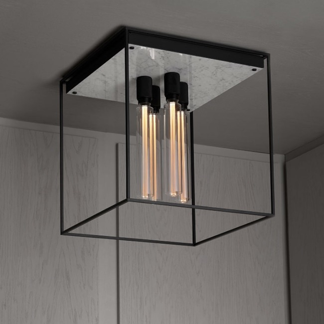 Caged 4.0 Ceiling Light Fixture  by Buster + Punch