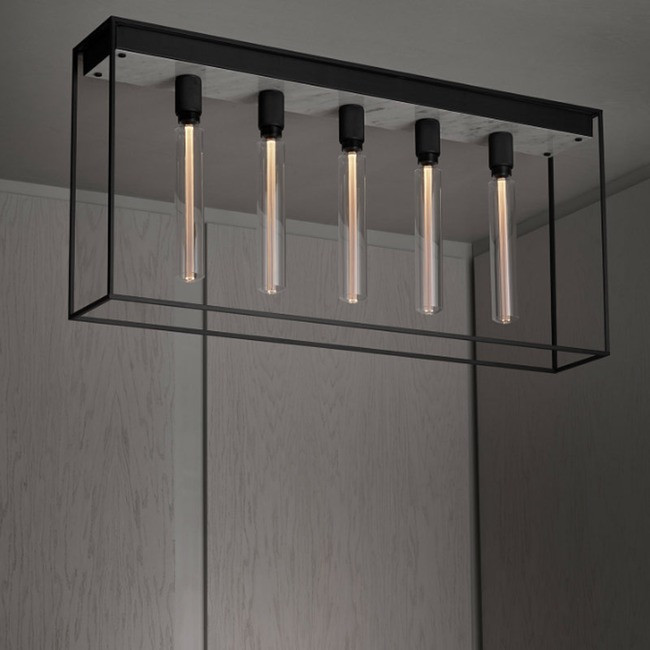 Caged 5.0 Ceiling Light Fixture  by Buster + Punch