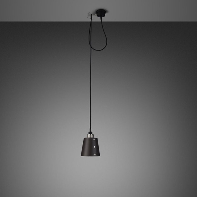 Hooked 1.0 Pendant With Shade  by Buster + Punch
