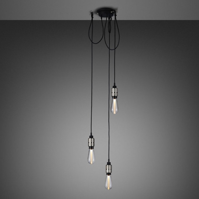 Hooked 3.0 Multi Light Pendant  by Buster + Punch