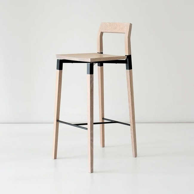 Parkdale Counter Stool  by hollis+morris