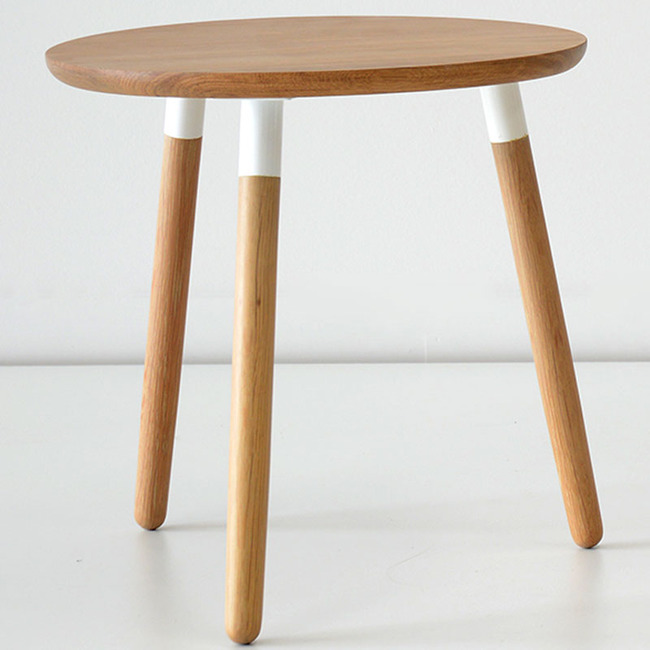 Crescenttown Side Table  by hollis+morris