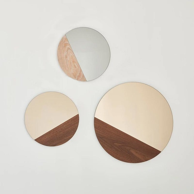 Horizon Mirror  by hollis+morris
